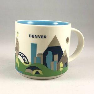 "Denver Starbucks ""You Are Here"" Series Mug"